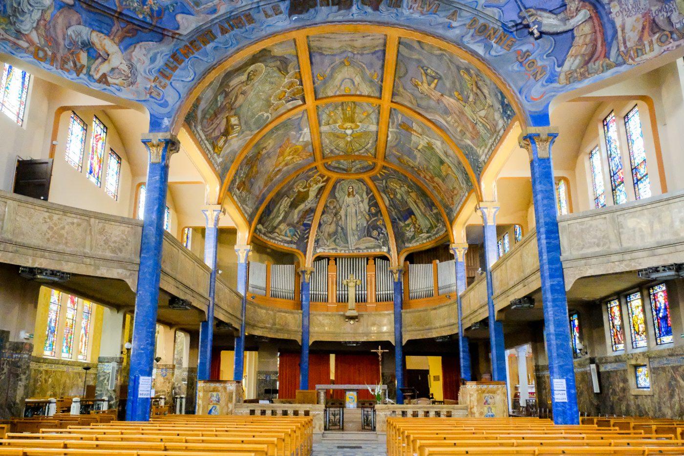 Église Notre-Dame-des-Malades - VICHY UNESCO
