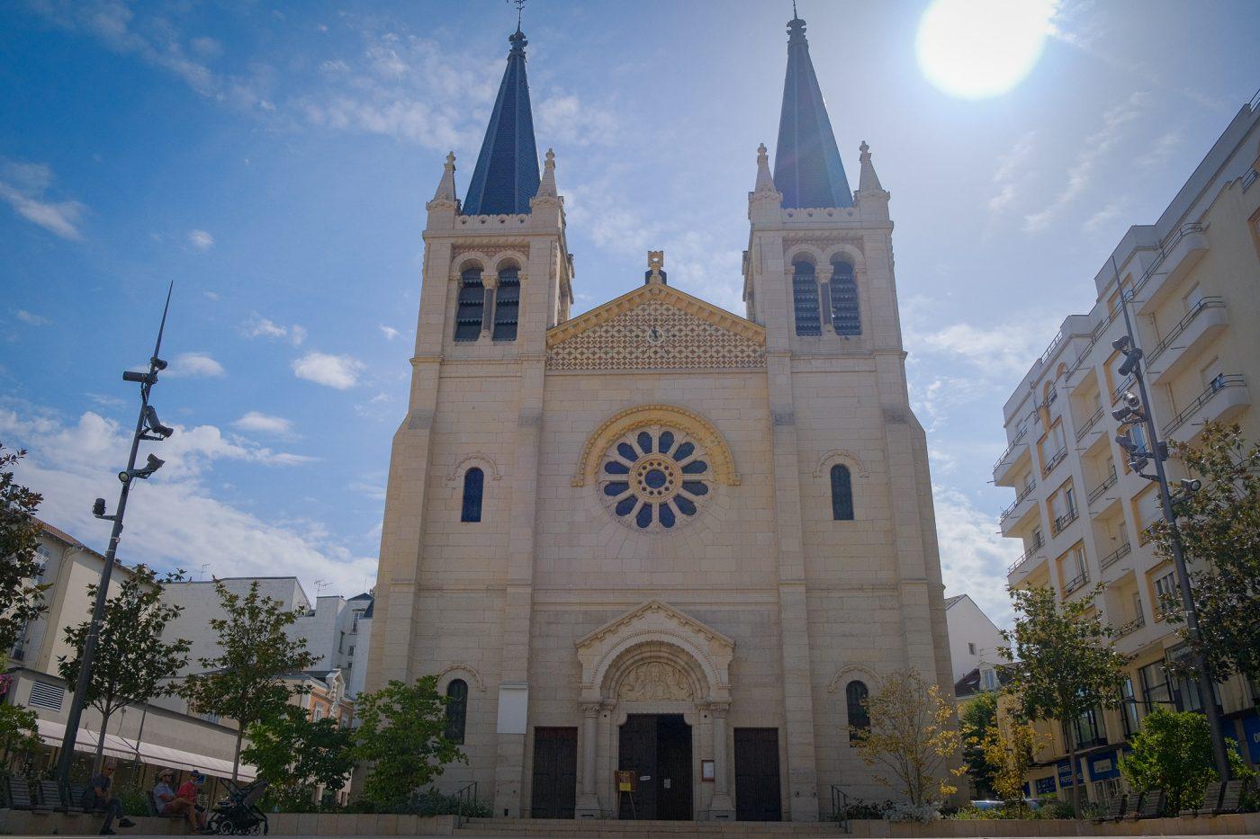 Église Saint-Louis - VICHY UNESCO