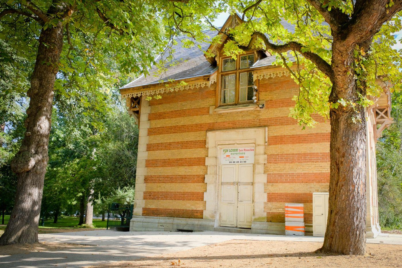 Pavillon de gardien Vichy