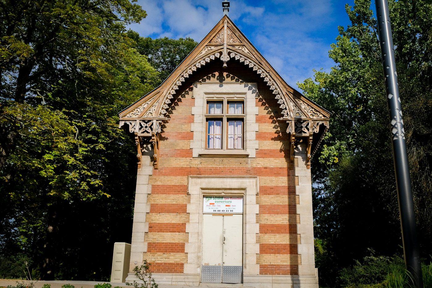 Pavillon de gardien - VICHY UNESCO