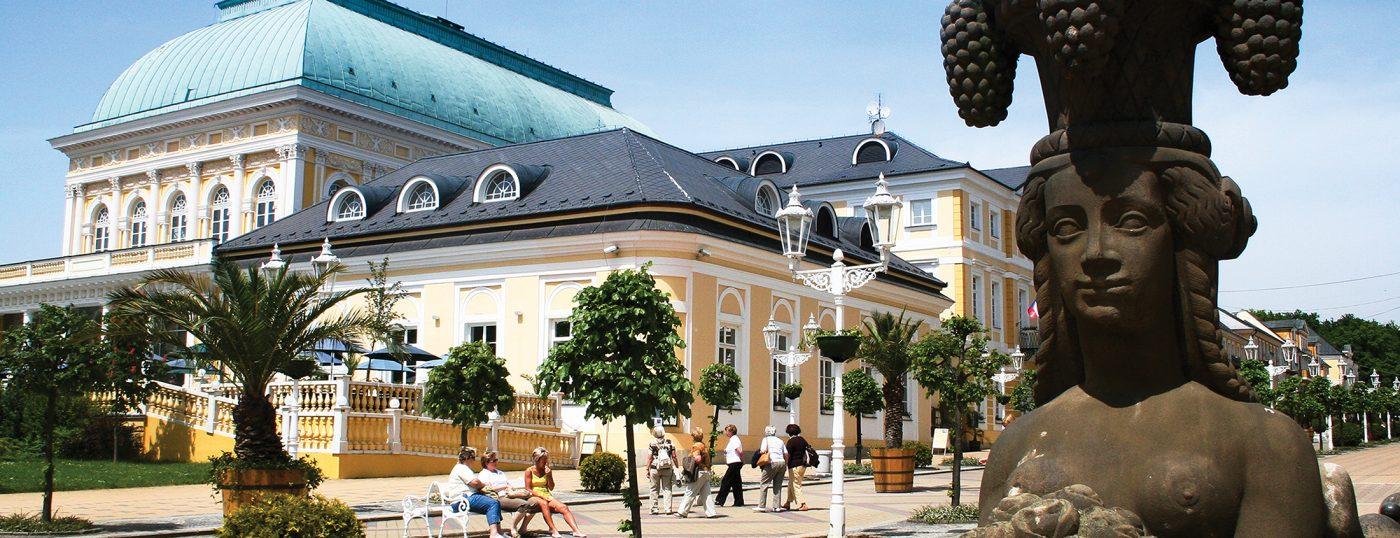 Františkovy Lázně - UNESCO