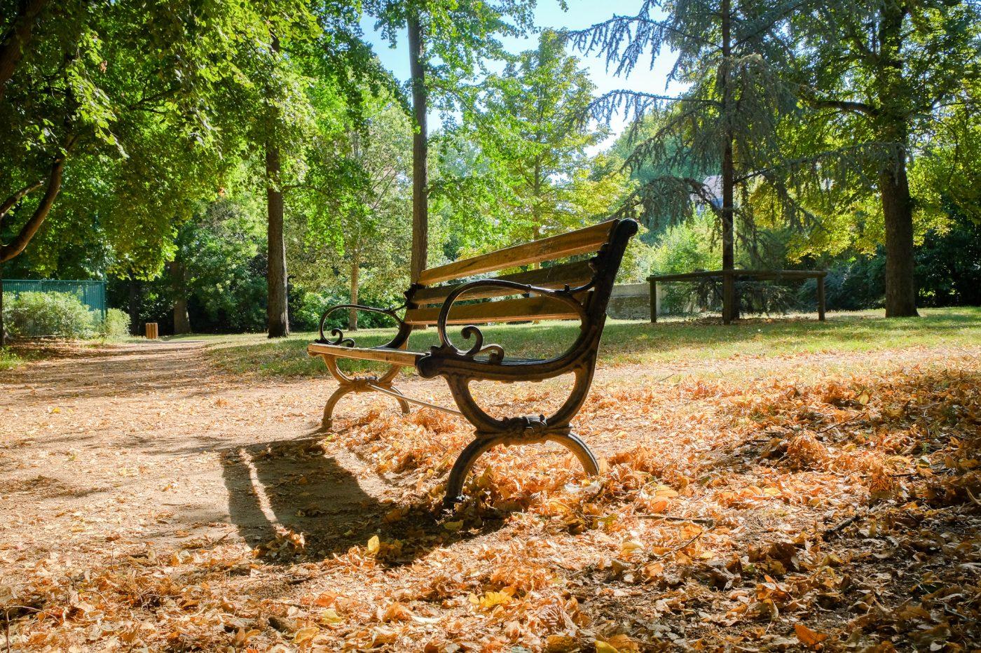 Parc des Célestins - VICHY UNESCO